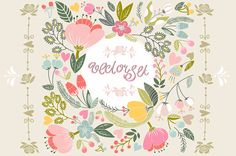 Gentle by marushabelle on Creative Market