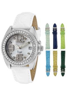 Price:$119.00 #watches Invicta 1119, Collectively matching anyone's style, this classy Invicta, with its cool, bold design, will eleantly go with any suit.