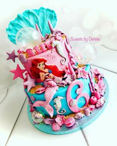 Happy Birthday, Birthday Cake, Girly, Children Cake, Desserts, Food, Inspiration, Happy Brithday, Women's
