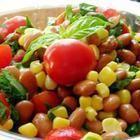 Recette - Salade estivale aux haricots rouges et au maïs - Allrecipes.qc.ca