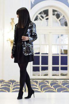 Sequins jacket 2