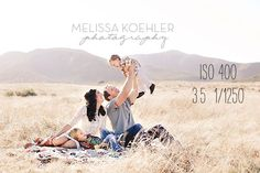 shooting a session with just one lens - melissa koehler