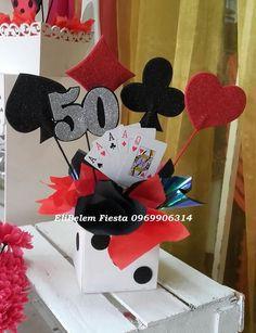 Minha Festa Casino Theme Parties Night Party Vegas 60th Birthday