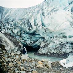 kverkfjöll glacier cave, iceland