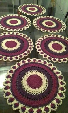 orgu-supla-modelleri The Effective Pictures We Offer You About Crochet bookmark A quality picture can tell you many things. Motif Mandala Crochet, Crochet Coaster Pattern, Crochet Blocks, Crochet Patterns, Crochet Kitchen, Crochet Home, Crochet For Kids, Crochet Dollies, Crochet Flowers