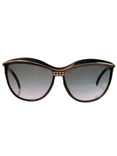 3df7440b9e American Apparel Vintage Leonard Cat Eye Sunglasses Cat Eye Sunglasses
