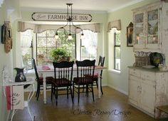 Chateau De Fleurs: My Little Country Kitchen
