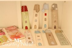 bookmarks - houses / My country nest