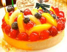 フルーツケーキ|美味しそうなスイーツ・ケーキ写真日記