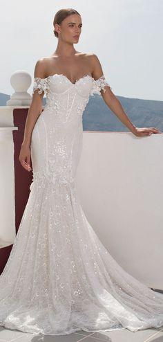 Wedding Dress by Julie Vino - Santorini Collection 2016 - Belle The Magazine