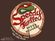 Speedy Turtle T-Shirt