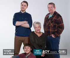 Promotional Image for Boy Meets Girl's sixth and final episode of Season One created by our SharpFuturesENGAGE team