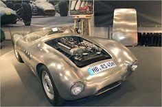 Borgward 1500 RS México carrera panamericana 1953