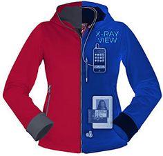 #ThinkGeek                #ThinkGeek                #Chloe #Ladies' #Hooded #Jacket                     SeV Chloe Ladies' Hooded Jacket                                               http://www.seapai.com/product.aspx?PID=1807220