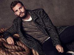 Always handsome! #JamieDornan #FiftyShadesDarker