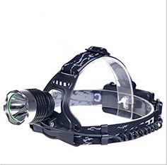 HJD LIGHT®Led Headlamp Charging Long-range Super-bright Headlights Camping Headlamp CREE T6 Focusable LED Bicycle Light Fishing Light Flashlight Outdoor
