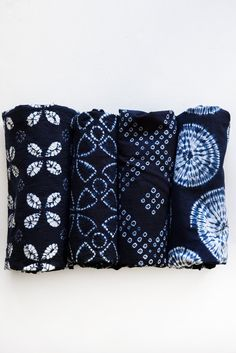 world treasure shibori indigo fabric