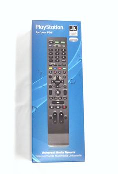 Official Universal Media Remote Control for PlayStation 4 PS4 System PDP #PDP