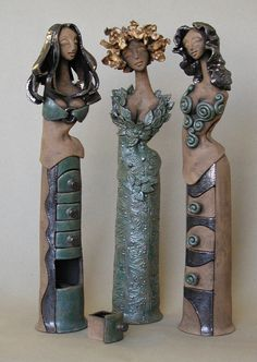 Kateřina Baranowská  http://kb-keramika.webgarden.cz/rubriky/keramicke-plastiky/tvorba-do-2009