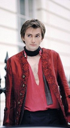 David Tennant played Casanova to great acclaim in 2005