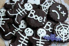 Halloween koekjes www.sjkitchen.nl