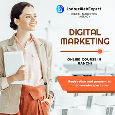 Digital Marketing is spoilt for choice when it comes to selecting a Digital Marketing Institute for their education. However, since many institutes have popped up in the last couple of years it only makes sense to carefully judge them and find out which is actually the best Digital Marketing Institute in Ranchi. IndoreWebExpert offers a Digital Marketing course with advanced learning methods.