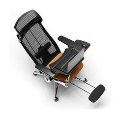 How To Properly Use Your Ergonomic Office Chair To Fight ...