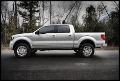 Looking forward to getting my leveling kit and making mine look this good