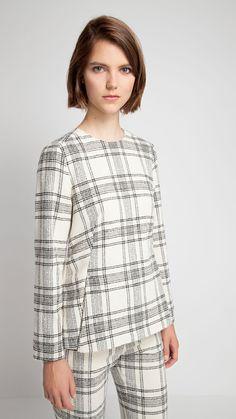 Textiles, Ruffle Blouse, Seasons, Long Sleeve, Sleeves, Tops, Women, Fashion, Vestidos
