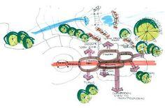 Park City Architects - Jack Thomas Associates - Bubble Diagram