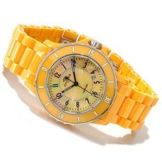605-166 - Oniss Women's Ceramica Fuerte Collection Ceramic Bracelet Watch