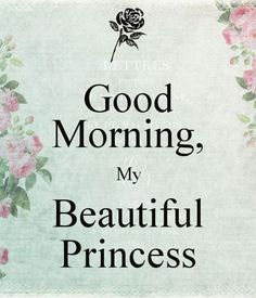Delightful Good Morning Quotes for Her