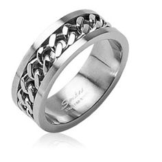 Give this ring as a gift to a loved one or buy it for yourself and experience the joy of wearing a unique ring. The unique stainless steel ring with tribal design provides you with a distinctive look and makes you stand out from the crowd. Goes well with any dress and can be worn by both men and women of all ages.
