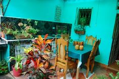 Comedor Vinales, Cuba, Painting, Bus Station, Ensuite Bathrooms, Cozy, Parking Lot, Painting Art, Paintings