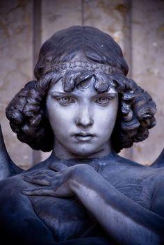 Giulio Monteverde - The Angel (Cemetery Of Staglieno)