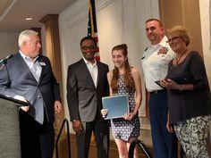 MOAS Scholarship Winners May18, 2018 Luncheon