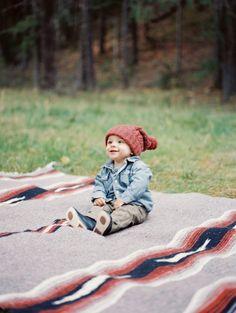 Fall baby boy