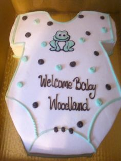 baby shower cakes gender neutral - Google Search