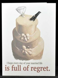 birthday hate cards - Google Search