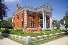 Photo of Historic Governors' Mansion in Cheyenne Wyoming - (Matthew Idler)