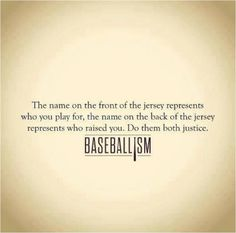 Baseball :) motivational quotes for the club baseball quotes Baseball Party, Sports Baseball, Baseball Jerseys, Baseball Live, Baseball Stuff, Baseball Dugout, Baseball Scoreboard, Baseball League, Baseball Equipment