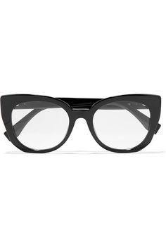 4eb064cb5cce Fendi - Cat-eye acetate optical glasses