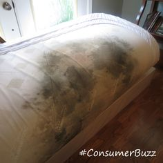 Read about this consumer's experience with her Tempur-Pedic mattress! Has anyone seen anything like this before?