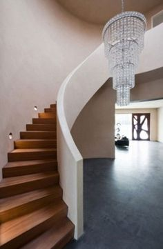 1000 images about stairs on pinterest staircases concrete stairs and haus - Gang met trap ...