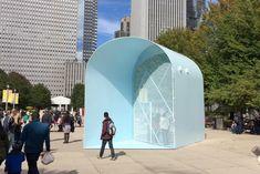 Paul Preissner, Independent Architecture, Iwan Baan · Summer Vault