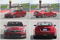 2016 Cadillac ATS-V Review | Autoblog #CadillacATS