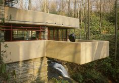 Fallingwater (2) – One Of The Most Famous Houses In The World Built Over a Waterfall