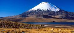 Volcan Licancabur - Désert d'Atacama
