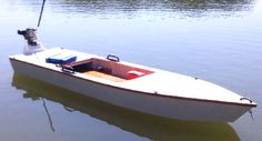 Easy To Build Flats and Bayou Boat Wood Boat Plans
