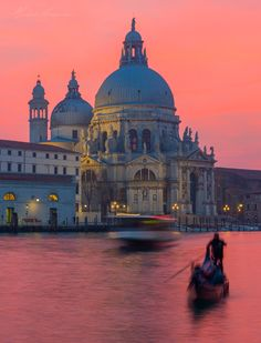 Venessia by Michele Fornaciari on Taj Mahal, Italy, Building, Pictures, Photos, Travel, Paint, Pink, Te Amo